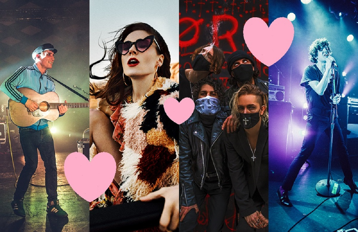 Win Over Your Crush With Our 'Mixtape For My Valentine' Playlist!