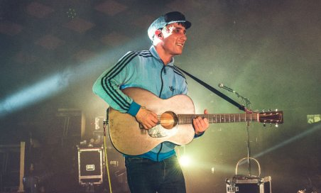 What was the best song of Gerry Cinnamon's set? You decide!