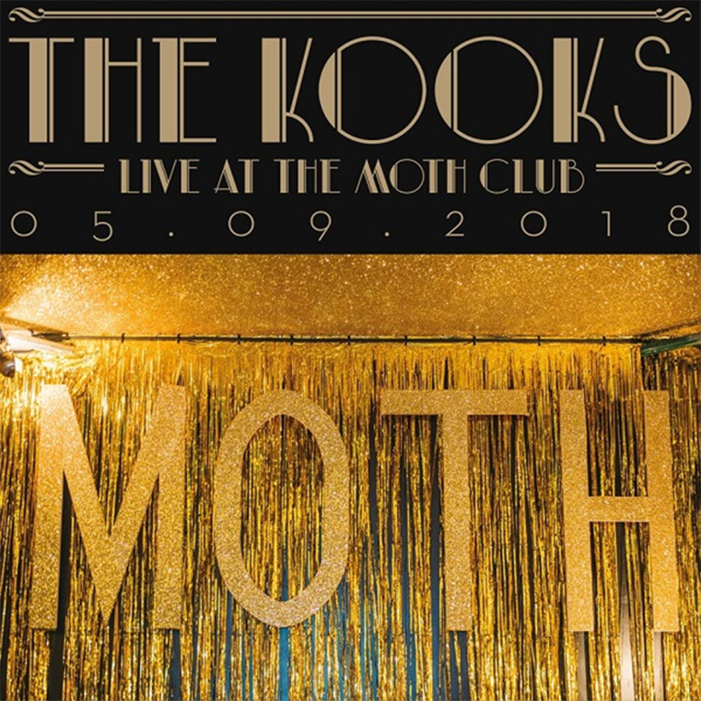 The Kooks Live at the Moth Club