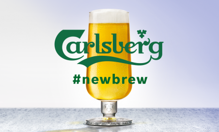 Try Carlsberg's #NewBrew at Community '19